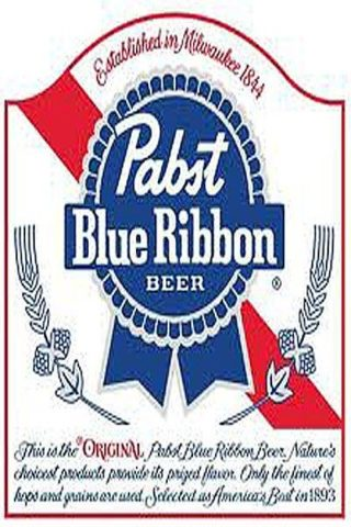 Pabst Blue Ribbon - 30 Pack of Cans