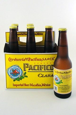 Pacifico - 6 pack