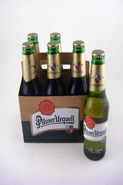 Pilsner Urquell - 6 pack