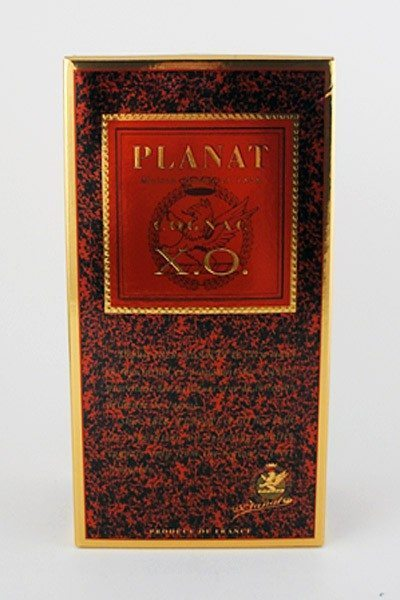 Planat x o 750ml colonial spirits for Cognac planat