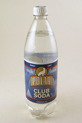 Polar Club Soda - 1 Liter