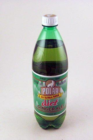 Polar Diet Ginger Ale - 1 Liter