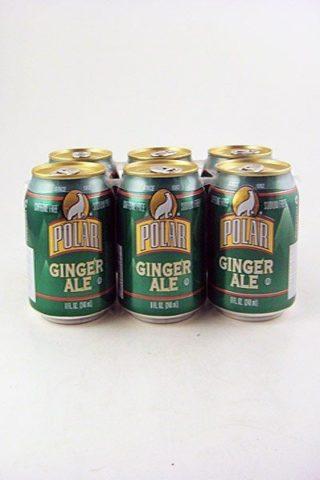 Polar Ginger Ale - 6 pack
