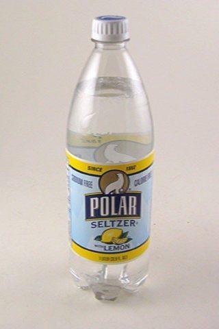 Polar Seltzer with Lemon - 1 Liter