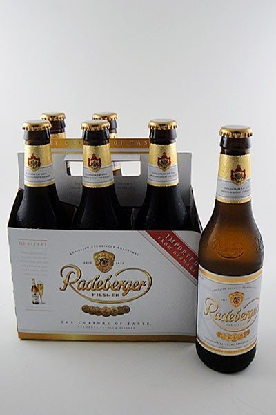 Radeberger - 6 pack