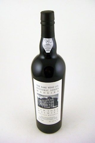 Rare Wine Co. - Malmsey Madeira