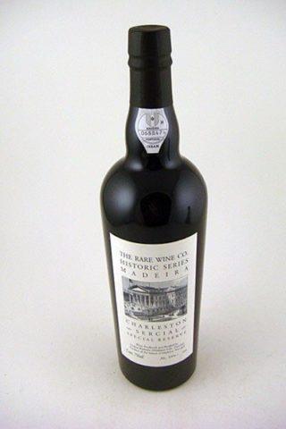 Rare Wine Co. - Sercial Madeira