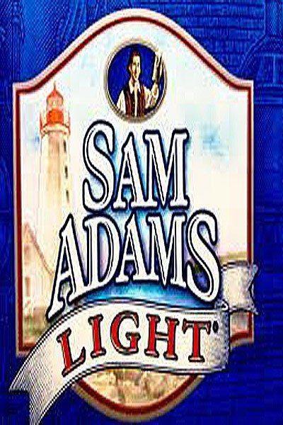 Sam Adams Light - 12 Pack