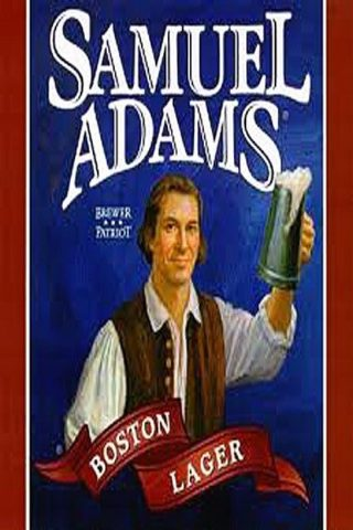 Sam Adams Boston Lager - 12 Pack