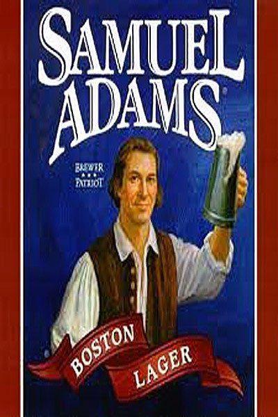 Sam Adams Boston Lager - 12 Pack