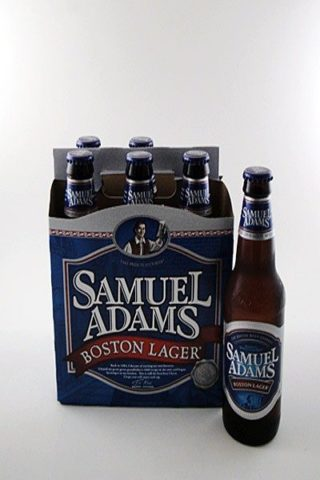 Sam Adams Boston Lager - 6 pack