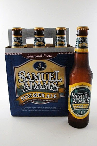 Sam Adams Seasonal - 6 pack