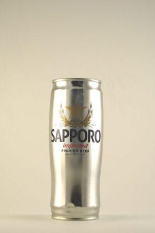 Sapporo Silver - 22oz