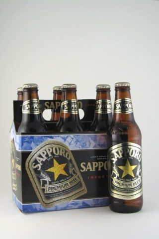 Sapporo - 6 pack