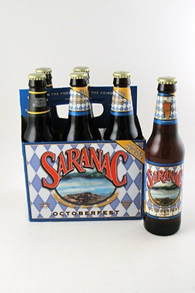 Saranac Seasonals - 6 pack