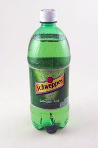 Schweppes Ginger Ale - 1 Liter