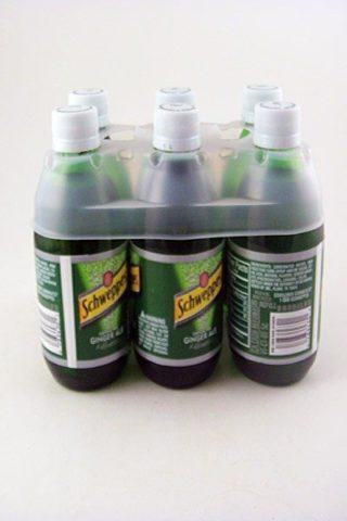 Schweppes Ginger Ale - 6 pack