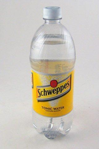 Schweppes Tonic Water - 1 Liter