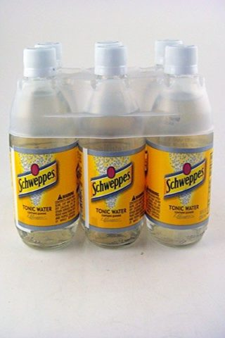 Schweppes Tonic Water - 6 pack