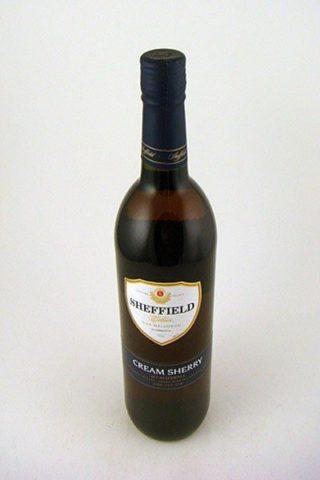 Sheffield Cream Sherry - 750ml