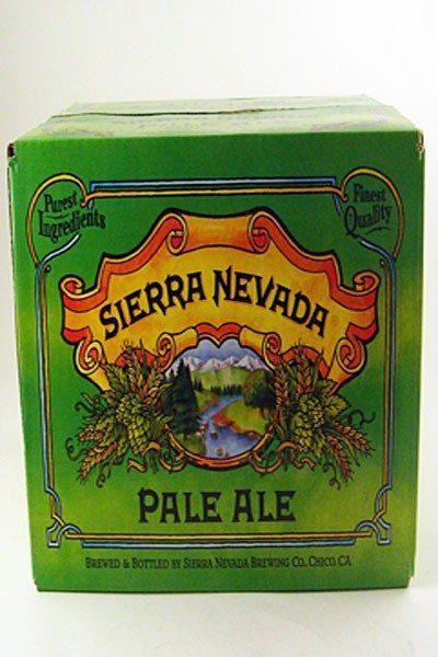 Sierra Nevada Pale Ale - 12 pack