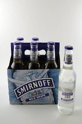 Smirnoff Ice Wild Grape - 6 pack