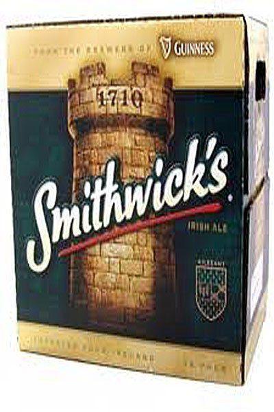 Smithwick's - 12 Pack