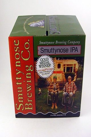 Smuttynose India Pale Ale - 12 pack