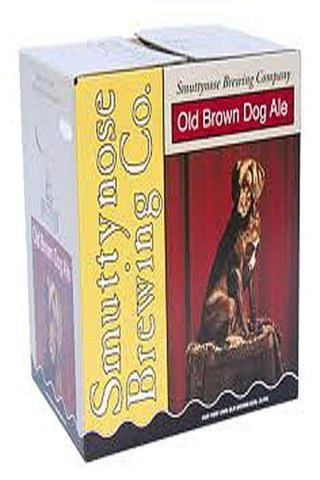 Smuttynose Old Brown Dog Ale - 12 pack