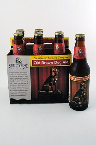 Smuttynose Old Brown Dog Ale - 6 pack