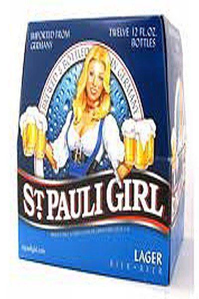 St. Pauli Girl - 12 Pack
