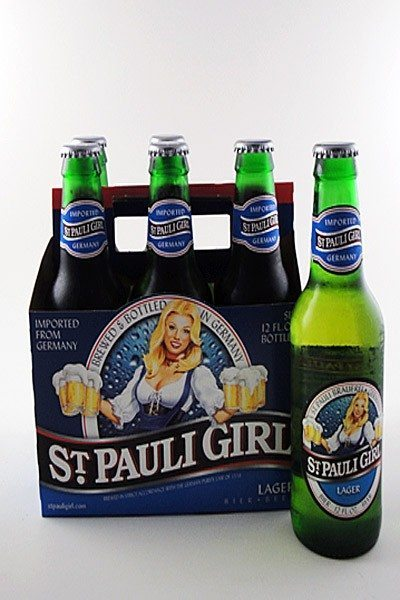 St. Pauli Girl - 6 pack