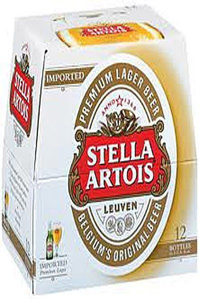 Stella Artois - 12 Pack