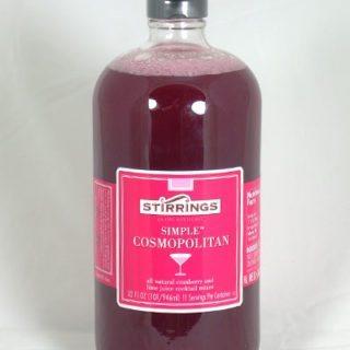 Stirrings Cosmopolitan Mixer - 25oz