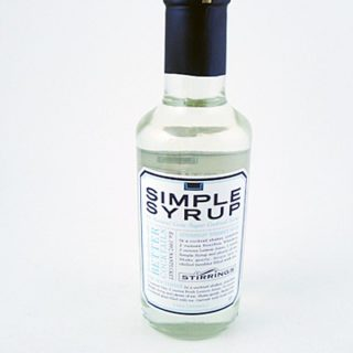 Stirrings Simple Syrup Whiskey Sour - 12oz.