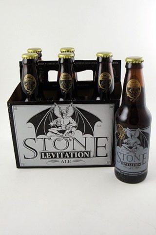 Stone Levitation Ale - 6 pack