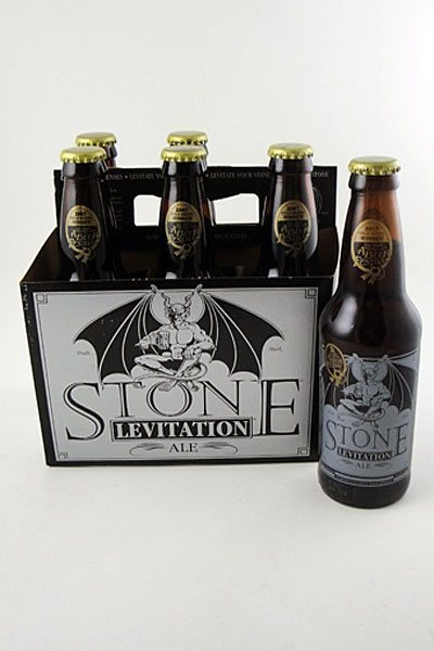 Stone Levitation Beer : Stone levitation ale pack colonial spirits