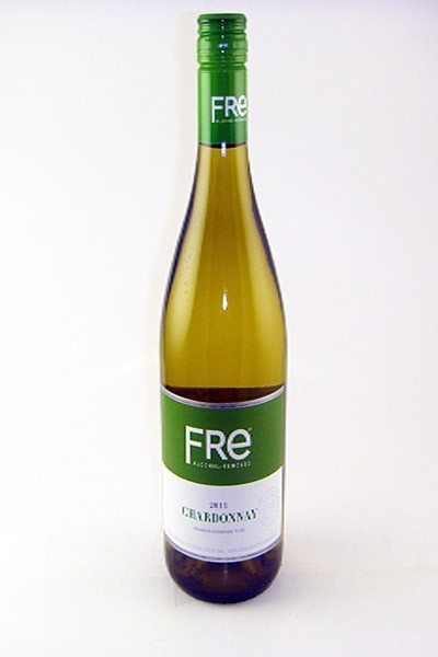 Sutter Home Fre Chardonnay - 750ml