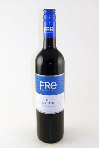 Sutter Home Fre Merlot - 750ml
