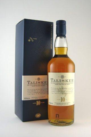 Talisker 10yr- 750ml