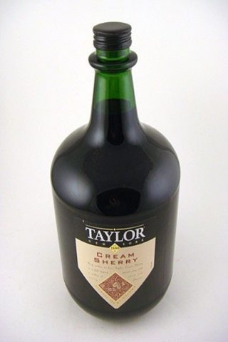 Taylor Cream Sherry - 3L
