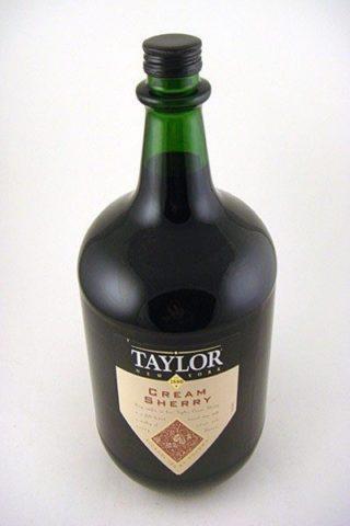 Taylor Cream Sherry - 3L