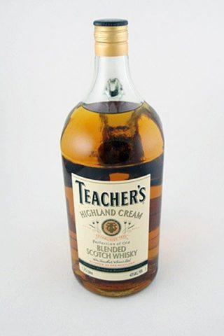 Teacher's Highland Cream - 1.75L