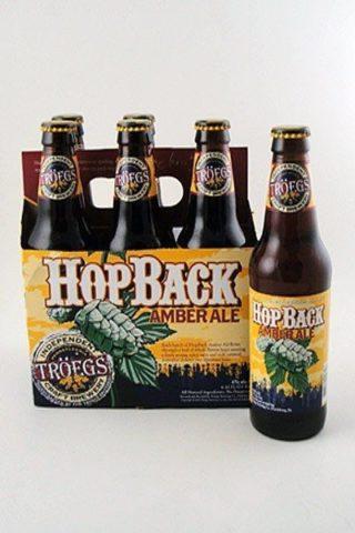 Troeg's Hop Back Amber - 6 pack