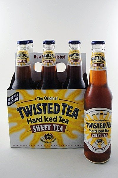 Twisted Tea, Sweet Tea - 6 pack - Colonial Spirits