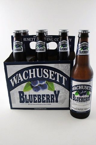 Wachusett Blueberry Ale - 6 pack