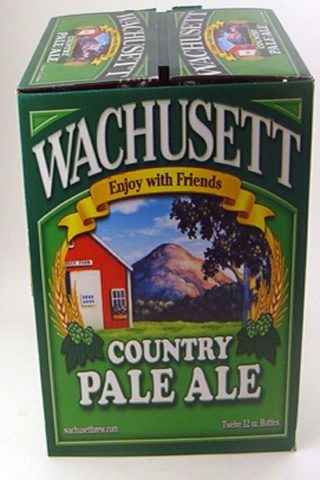 Wachusett Country Ale - 12 pack