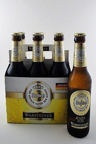 Warsteiner - 6 pack