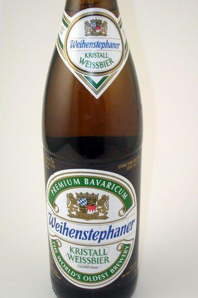 Weihenstephaner Kristallweissbier - 500ml