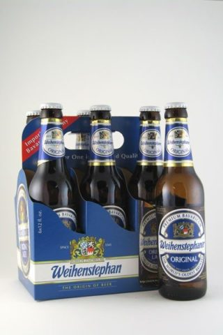 Weihenstephaner Lager - 6 pack